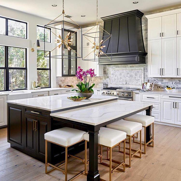 Our Kitchen To Yours: Black Kitchen